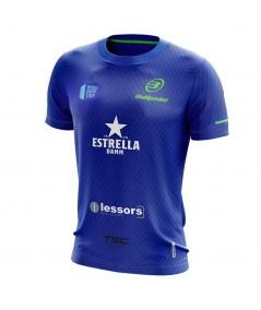 Official T-shirt Tanos Maxi Sanchez WPT Blue