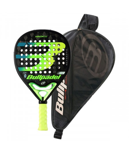 Raquette Bullpadel HACK 02 20