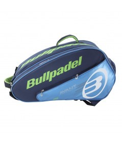 BULLPADEL BPP-20005 BIG CAPACITY RACKET BAG BLUE