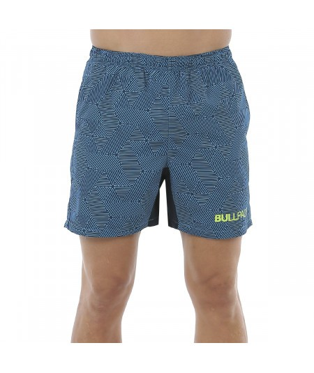 SHORT BULLPADEL CAPMANI BLEU