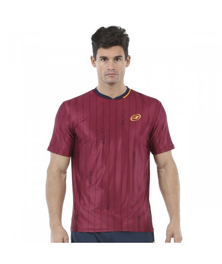 BULLPADEL ARTIGAS WINE T-SHIRT