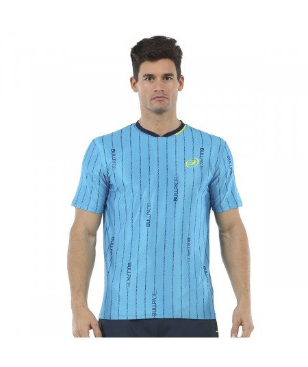 BULLPADEL ARTIGAS BLUE T-SHIRT