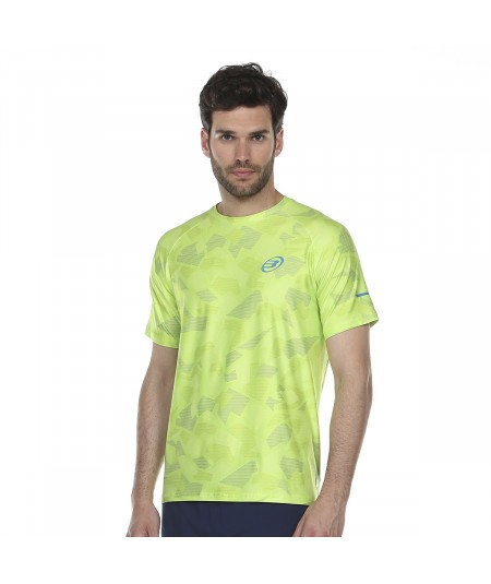 BULLPADEL ATLANTA LIME T-SHIRT