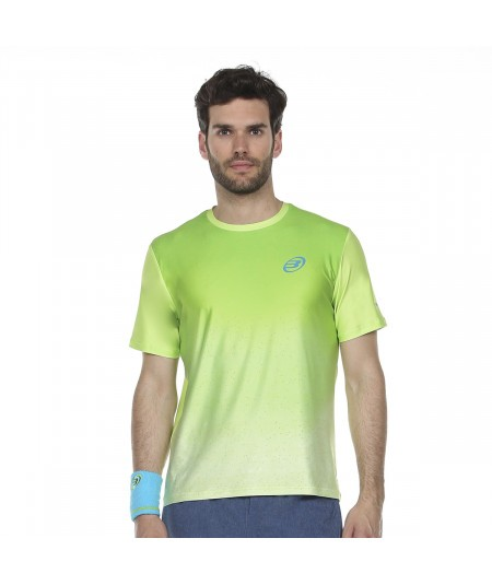 BULLPADEL ARAGUEL LIME T-SHIRT