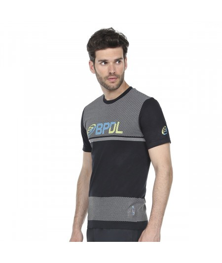 BULLPADEL REZMON GREY T-SHIRT