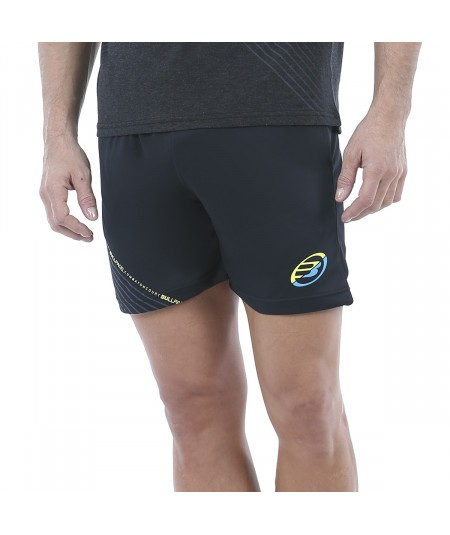 BULLPADEL RONIN BLACK SHORT