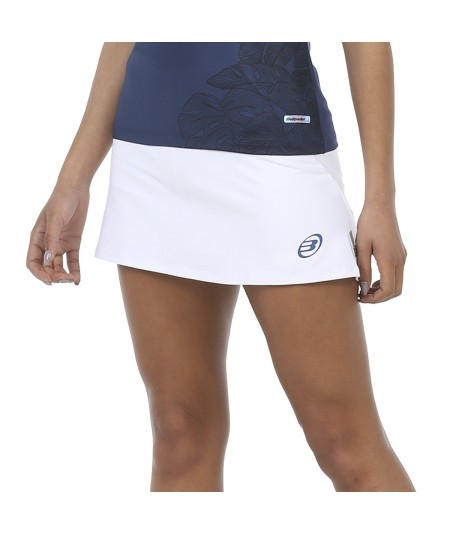 BULLPADEL LUANA WHITE SKIRT
