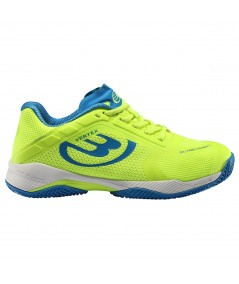 SNEAKERS BULLPADEL VERTEX GREEN FLUOR