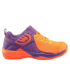 ZAPATILLA BULLPADEL BEMER WOMAN NARANJA