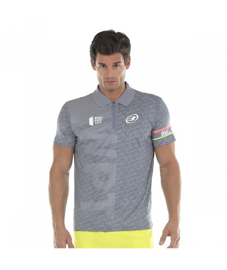 BULLPADEL SAMURAI GREY POLO