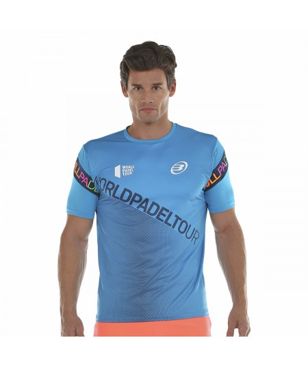 BULLPADEL SIPRE BLUE T-SHIRT