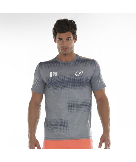 BULLPADEL SANSEVI GREY T-SHIRT