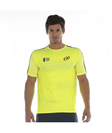 BULLPADEL SANSEVI YELLOW SHIRT