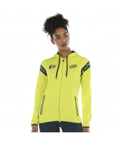 BULLPADEL SERBAL YELLOW SWEATSHIRT