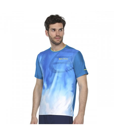 BULLPADEL ARANJU BLUE T-SHIRT