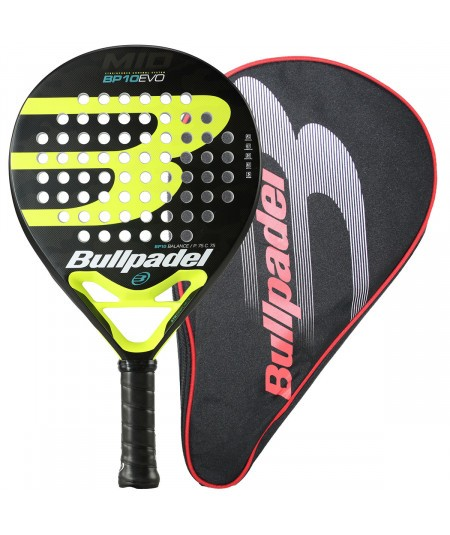 PALA BULLPADEL BP10 EVO 20