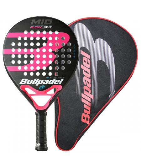PALA BULLPADEL FLOW LIGHT 20
