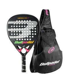 RACKET BULLPADEL VERTEX 2 JUNIOR GIRL 20
