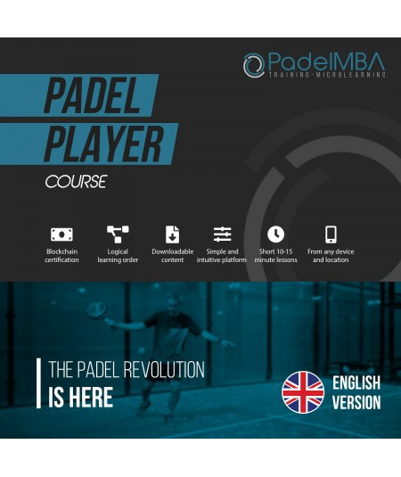 PADEL MBA PLAYER ENGLISH