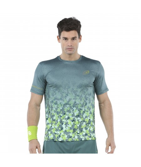 BULLPADEL URANO GREEN SHIRT