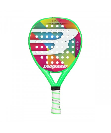 Racket Bullpadel Funny...