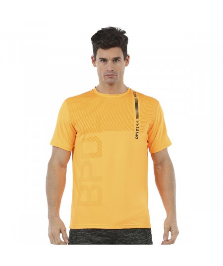 BULLPADEL RITAN ORANGE T-SHIRT