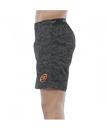 BULLPADEL RELIR BLACK SHORT