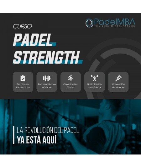 PADEL MBA STRENGHT