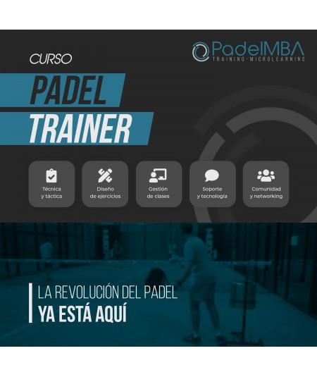 PADEL MBA TRAINER