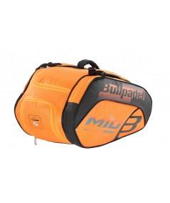 RACKET BAG BULLPADEL BPP-20007 MID CAPACITY ORANGE