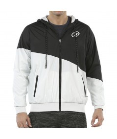 SUDADERA BULLPADEL RUFER NEGRO