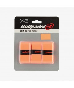 Overgrips Bullpadel GB-1200 naranja fluor