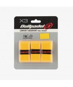 Overgrips Bullpadel GB-1201 amarillo