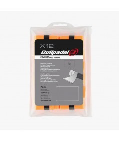 Overgrips Bullpadel GB-1600 naranja fluor