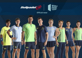Bullpadel Textil Oficial World Padel Tour 2019