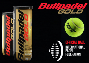Balle Officielle FIP Bullpadel