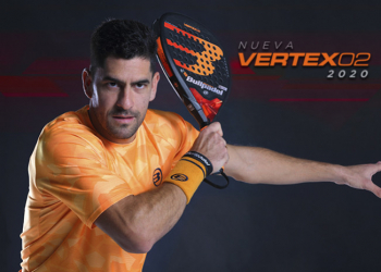 VERTEX 02 2020: the racket of Number 1, Maxi Sánchez