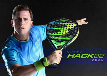 HACK 02 2020: Paquito Navarro's new racket