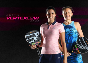VERTEX 02 W 2020:  Cata Tenorio and Delfi Brea's racket