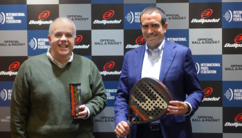 Bullpadel and the International Padel Federation renew their alliance